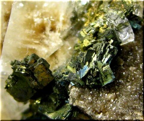 蛍石&閃亜鉛鉱_カナダ1アップ1