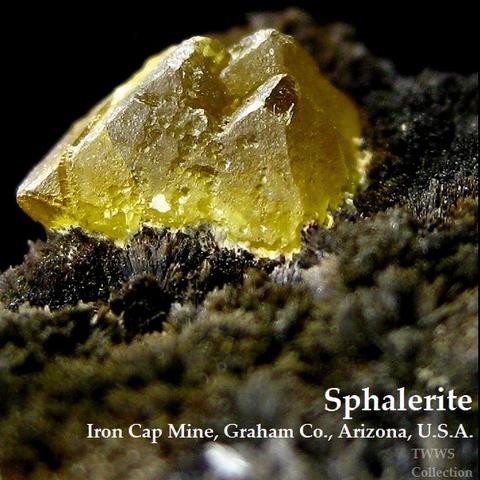 閃亜鉛鉱_アリゾナ1