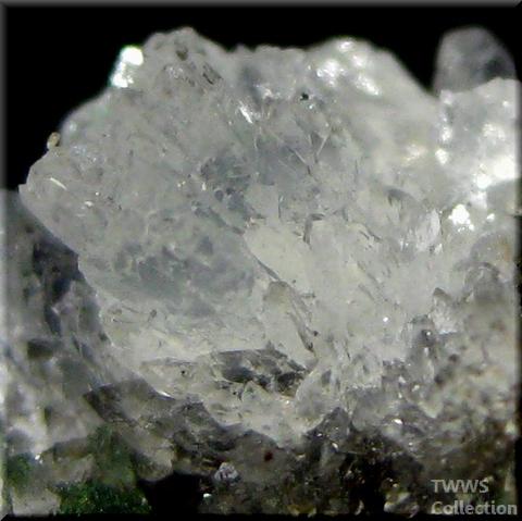 オースチン石&方解石_ギリシャ1アップ1