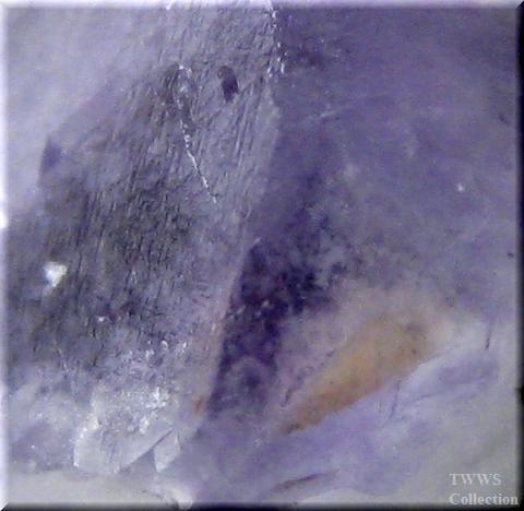 蛍石&水晶&黄鉄鉱_コロラド1アップ5