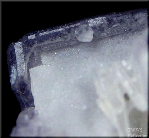 蛍石&水晶&黄鉄鉱_コロラド1アップ3