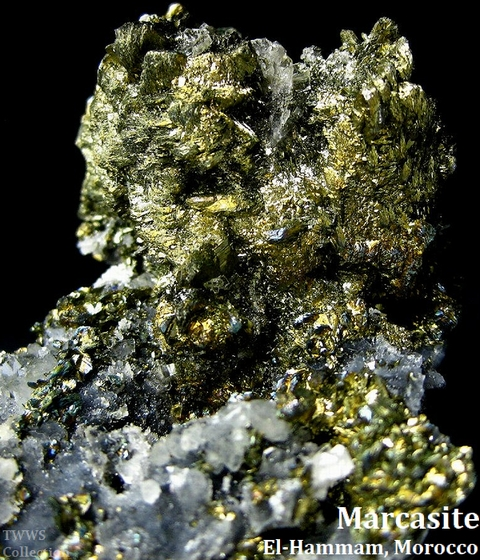 白鉄鉱_モロッコ1