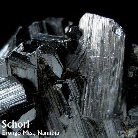 鉄電気石_ナミビア1