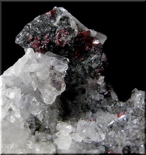 辰砂&水晶_中国1アップ1