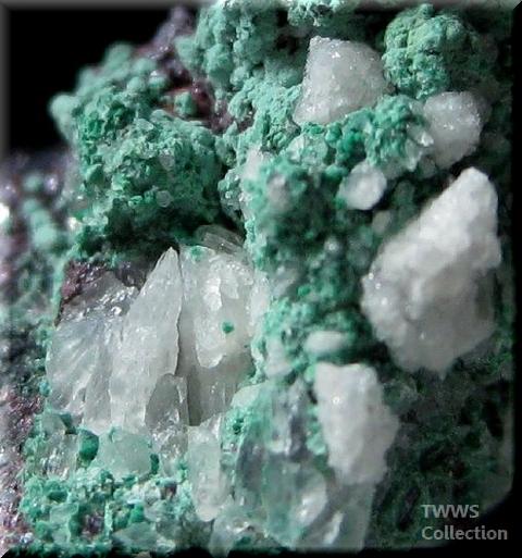 赤銅鉱&自然銅_モロッコ1アップ1