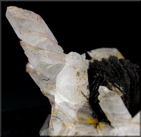水晶&赤鉄鉱_中国3アップ4