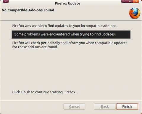 Firefox 4 Ubuntu インストール 互換アドオンの検索