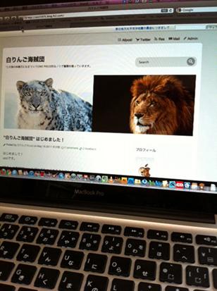 マイブログ