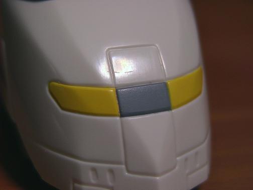 実はライトの部分がJ1な塗り方なのれす(でもライトの形は量産車形)
