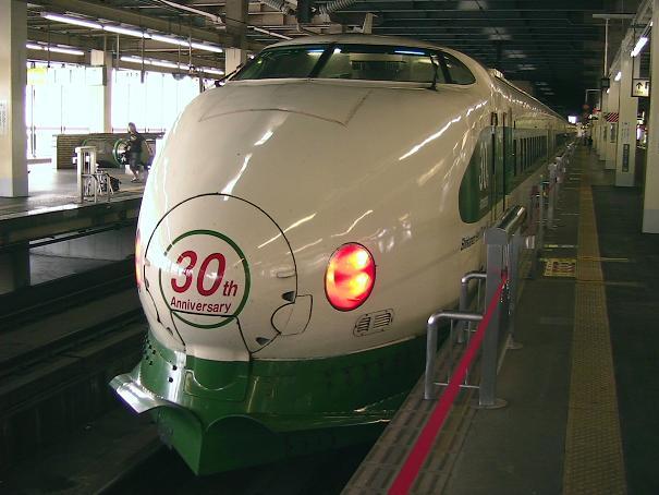 K21編成と共に私の新幹線趣味のルーツとなったいわば愛車(?)な200系K47編成
