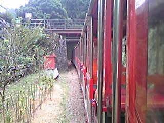 マイントピア別子 鉱山鉄道100915-3