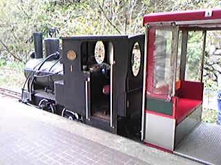 マイントピア別子 鉱山鉄道100915-1