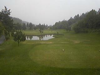 備前ゴルフクラブ 13番100520