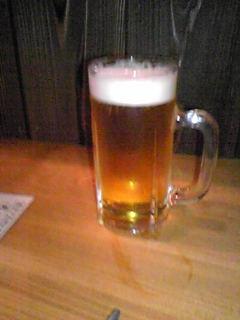 喰助 生ビール101201