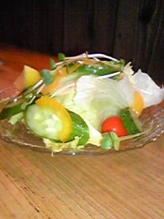喰助 生野菜サラダ101201