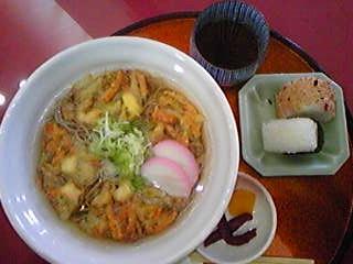 岡山空港GC昼食101216