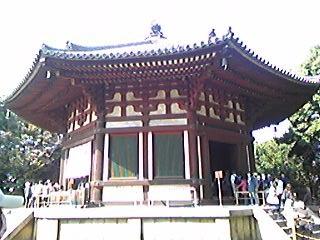 興福寺 北円堂091028