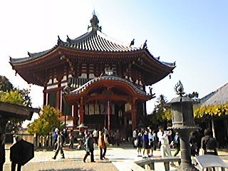 興福寺 南円堂091028