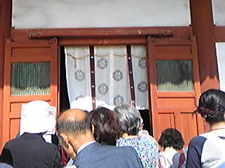 興福寺 仮金堂091028