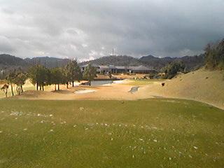 クリスタルリンク ゴルフ クラブ9番090220