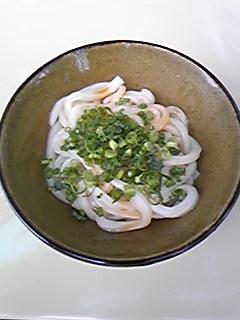 三嶋製麺所 生しょうゆうどん080827