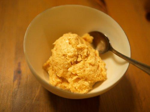 アールグレイのミルクティーアイス