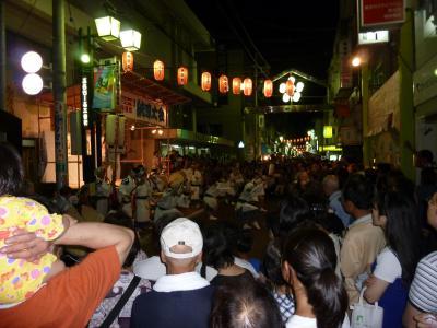 2010梅屋敷夏祭り