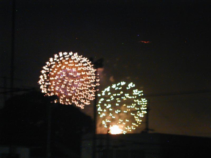 三津浜花火大会
