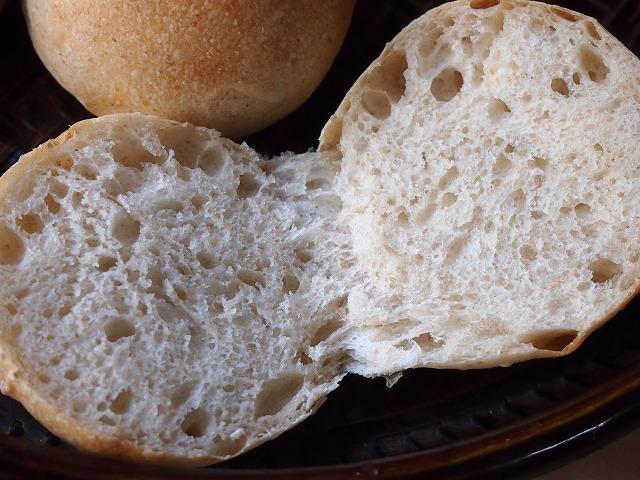 捨て種丸パン4