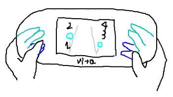 PSP遊び方