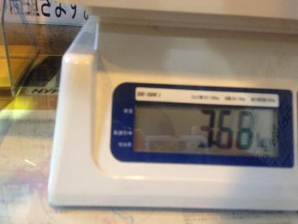 ちよ体重130-2