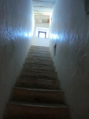 トゥルッリ・ソヴラーノの階段