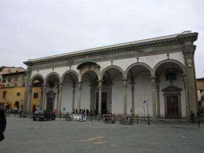 サンティッシマ・アンヌンツィアータ教会 外観