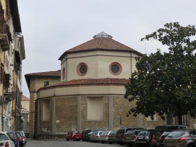 旧サンタ・マリア・デリ・アンジェリ礼拝堂