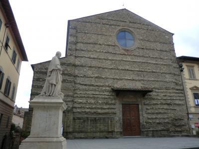 アレッツォ サン・フランチェスコ教会