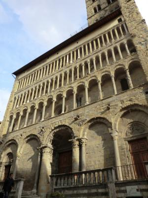アレッツォ ピエーヴェ・ディ・サンタ・マリア教会