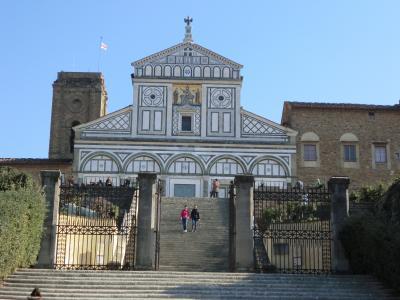 サン・ミニアート・アル・モンテ教会