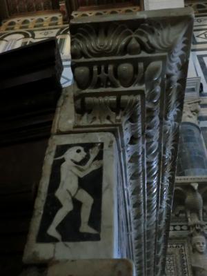 サン・ミニアート・アル・モンテ教会 ロマネスク美術2