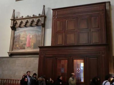 ドゥオーモ アーモンド形装飾の扉