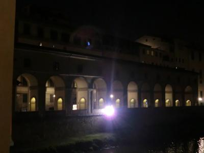 アルノ川の夜景2