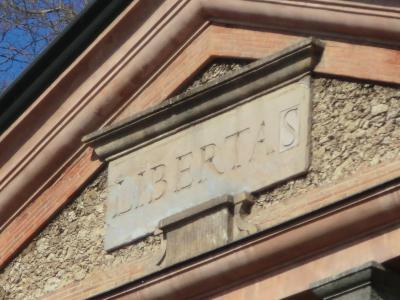 ルッカ 門の「liberta」