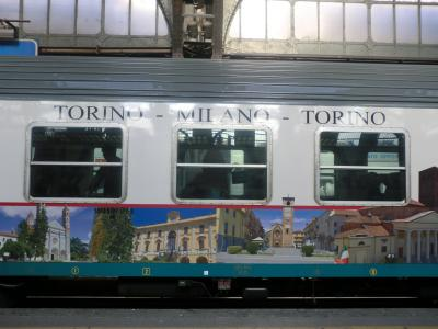 コモ行の電車