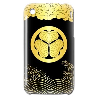水戸黄門・印籠 【iPhone 3G/3GS シェルカバー】