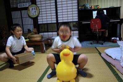2010-05-31_EOS 7D_1575、「妹尾の元気な3人、優花・一馬・直大」、2010.5.31.、東城、2