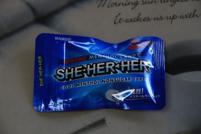 2010-06-12_EOS 7D_2115、カンロ、ストロング・メンソール・キャンディー「シー・ハー・ハー」、