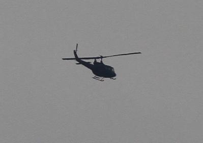 2010-07-16_EOS 7D_2826、2010.7.16.福山市街上空、「陸上自衛隊、多用途ヘリコプター・UH-1」、2