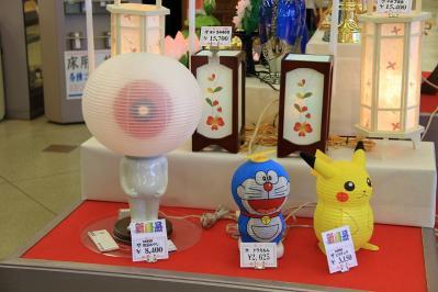 2010_08_10EOS 7D5164、2010.8.10中原三法堂・福山蔵王店、「アニメキャラクター灯篭?」、2