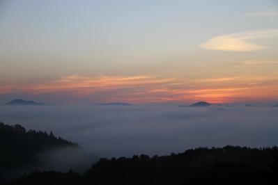 2010-09-03_EOS 7D_4489、2010.9.3.、神石高原町永野・雲海の里、「雲海と日の出」、3、ノーマル、