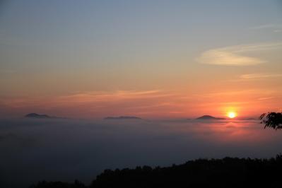 2010-09-03_EOS 7D_4514、2010.9.3.、神石高原町永野・雲海の里、「雲海と日の出」、6