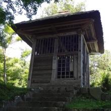 中尊寺 梵鐘